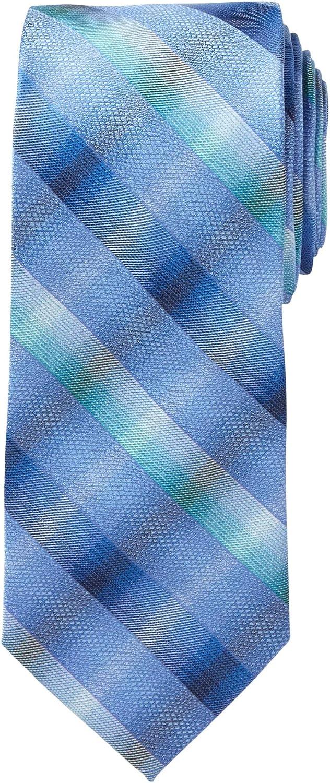 KS Signature by KingSize Men's Big & Tall Classic Stripe Tie Necktie