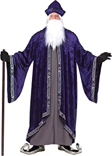 Men's Grand Wizard Deluxe Designer Adult Plus Size Costume