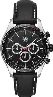Men's Three-Hand Stainless Steel Quartz Watch