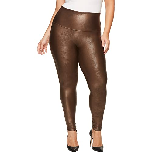 Punk/rock/ Stretch Ladies Leather-look Front Quality Trousers/leggings Size 8-14 Kleidung & Accessoires