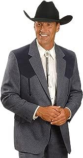 men's western style sport coats
