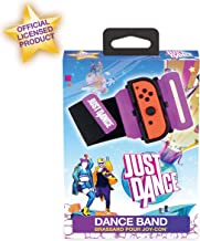 Just Dance 2020 - Dance Band - Joycon Nintendo Switch Controller Cuff - Adjustable Elastic Strap with Space for Joy-Cons Left or Right (Nintendo Switch/)