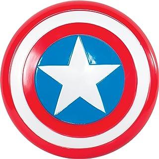Avengers - Escudo de Capitán América para nino, Talla ú