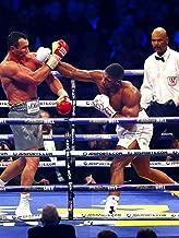 Boxing's Best of 2017: Joshua vs. Klitschko