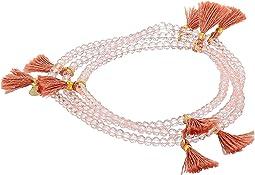 Laila Crystal Wrap Bracelet