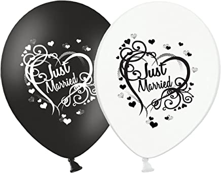 For Guaranteed Simply Stylish Party Decoration Heart 12 Printed Latex Red /& White Balloons Pack of 20 For Wedding Hen Stag Party Engagement Party Decor Engagement