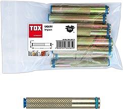 TOX 08410015 Liquix Impact composietmortel-accessoires, M8x80 mm, 10 stuks