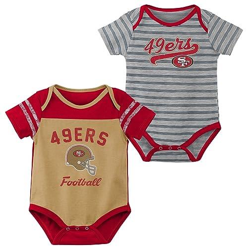 Outerstuff NFL Unisex-Baby Newborn   Infant Dual-Action 2 Piece Bodysuit Set acbae0da4