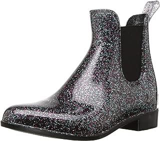 Kids' Glitter Chelsea Boot