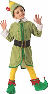 Costume Buddy The Elf Boys Costume