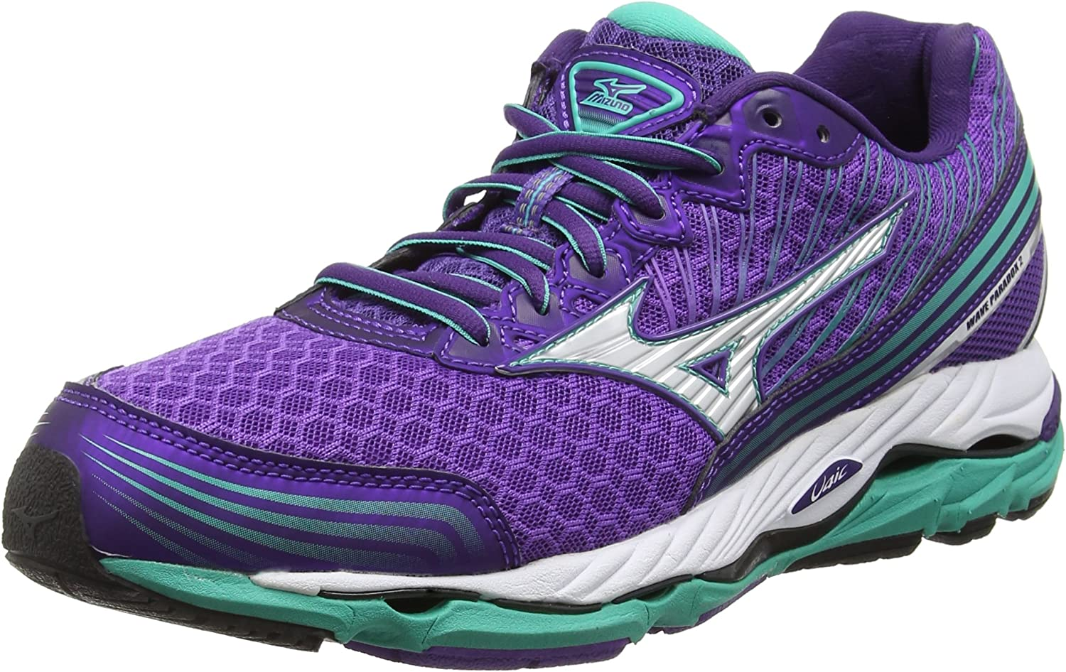 Mizuno SS16 Womens Wave Paradox 2 Running shoes  Max Support Structured
