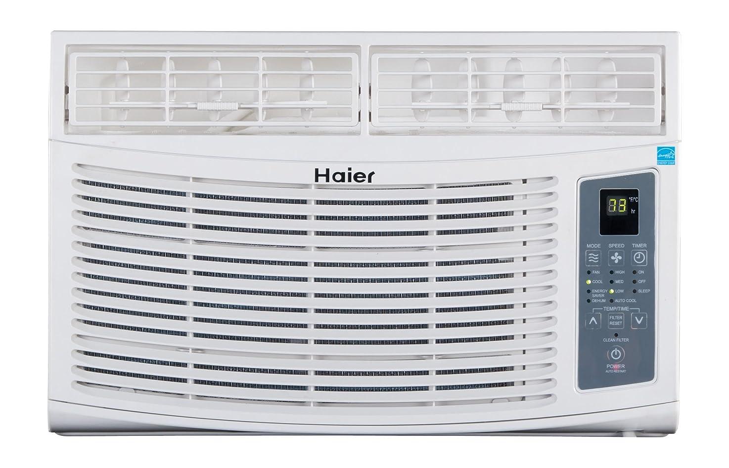 Haier ESA405R 5000 BTU Room Air Conditioner
