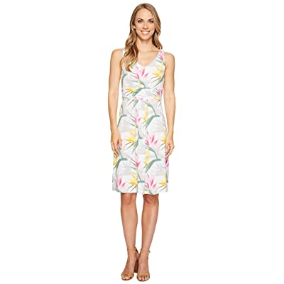 Tommy Bahama Notorious B.O.P. Short Dress (White) Women