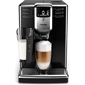 Philips 5000 series - Cafetera (Independiente, Máquina espresso, 1 ...