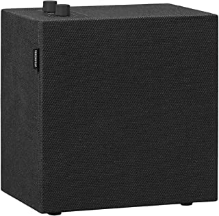 Urbanears Stammen Multi-Room Wireless and Bluetooth Connected Speaker - Vinyl Black