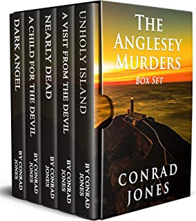 The Anglesey Murders Box Set: Books 1-5