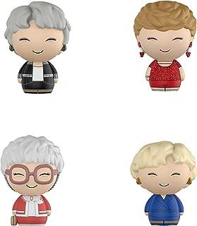 Funko Golden Girls Dorbz Dorothy, Blanche, Rose, Sophia Collectible Set