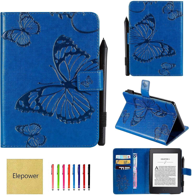 Elepower Kindle Paperwhite Atlanta Mall E-Reader OFFer 6 Lightweigh Inch Case Slim