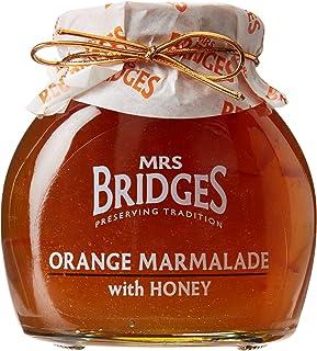 Mrs Bridges Orange Marmalade with Honey, 340 g