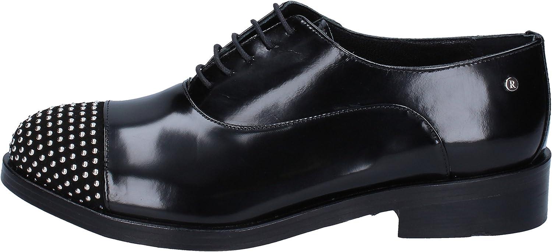 REVE D'UN JOUR Oxfords-shoes Womens Leather Black