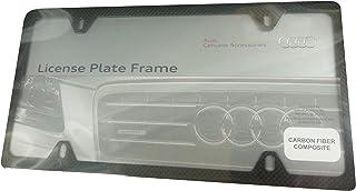 Lolosale Embossed 3D European Metal German License Plate Tag for Audi BMW Mercedes Benz Porsche VW Fiat Mini Volvo EK