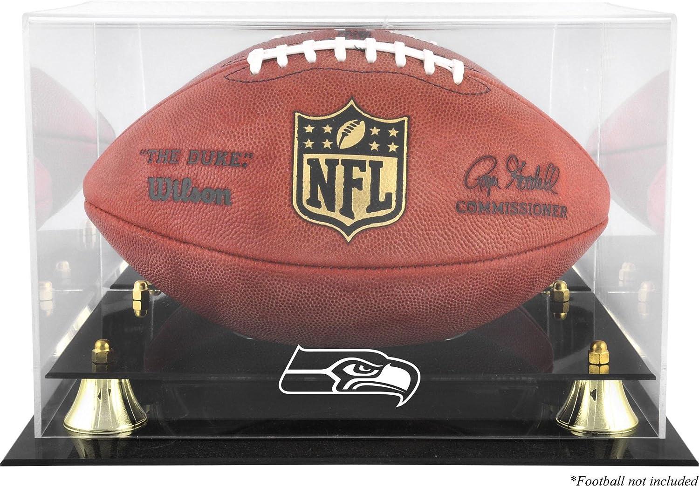 Seattle Seahawks Team Logo Football Display Case - Max 61% OFF Omaha Mall