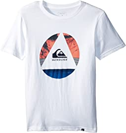 Quiksilver Kids - Fluid Turns Tee (Big Kids)