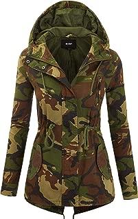 camo jacket juniors
