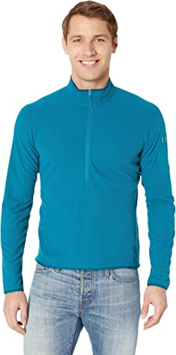 Delta LT Zip Neck