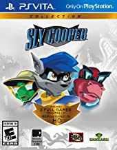 $32 » The Sly Collection - PlayStation Vita