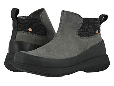 Bogs Freedom Ankle Boot (Gray) Women