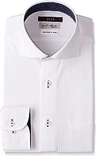 [アイシャツ] i-shirt 完全ノーアイロン ストレッチ 速乾 長袖 ワイシャツ メンズ P.S.FA