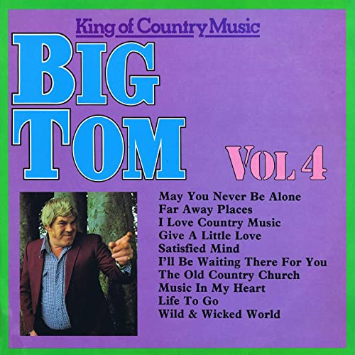 King of Country Music, Vol  4 by Big Tom on Amazon Music