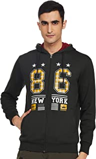 Diverse Men Hooded Sweatshirt