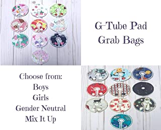 G-Tube Pad Grab Bag