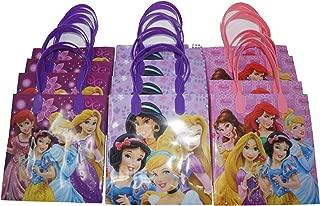 Disney Princess Party Favor Goodie Gift Bag - 6