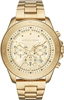 Theroux Chronograph Stainless Watch