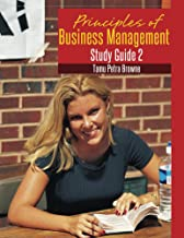Principles of Business Management Study Guide Unit 2