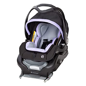 Baby Trend Secure Snap Tech 35 Infant Car Seat, Lavender Ice: image