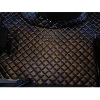 d/écoration de Tapis Beige en Cuir synth/étique Accessoires dint/érieur pour Camion Unbekannt Ensemble de Tapis de Sol pour TGX 2010-2018 ann/ées