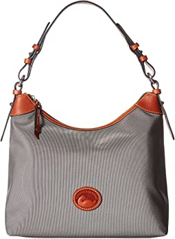 b1d2a969ee Dooney bourke nylon extra large courtney sac | Shipped Free at Zappos