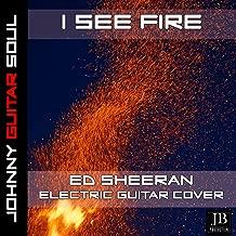 I See Fire (Ed Sheeran Electric Guitar Cover)