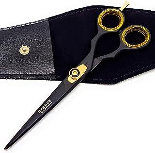 """Brance BS-01 Professional Hairdressing Scissors - 6"""" Barber Razor Edge Hair Cutting Shear/Scissors - Hairdressing Barber S..."""