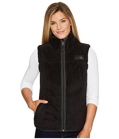 The North Face Campshire Vest (TNF Black) Women