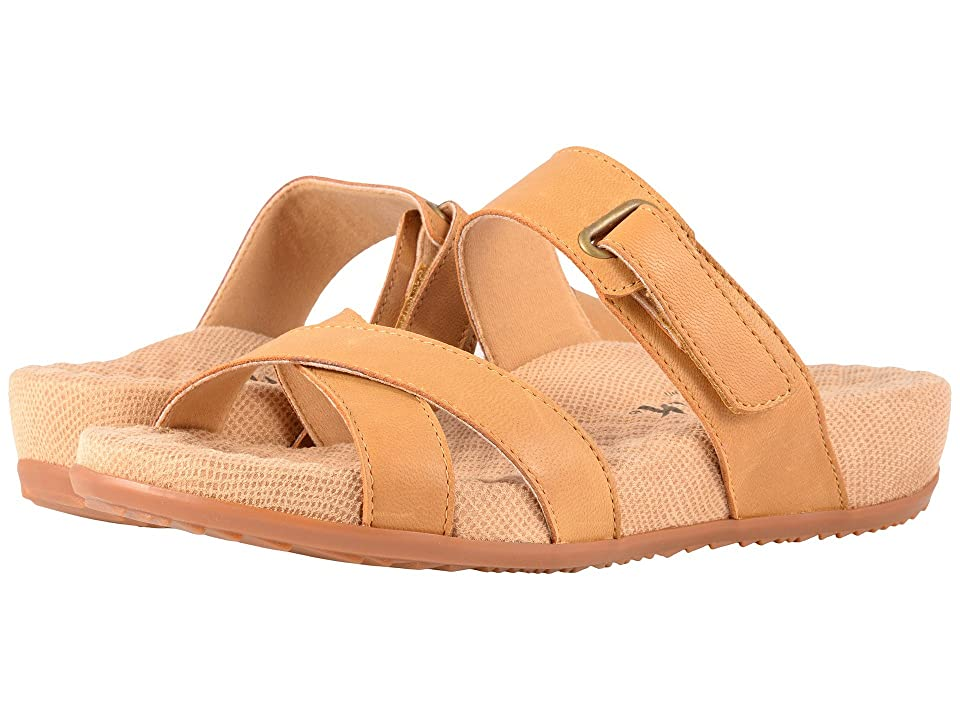 SoftWalk Brimley (Tan Sandal Leather) Women