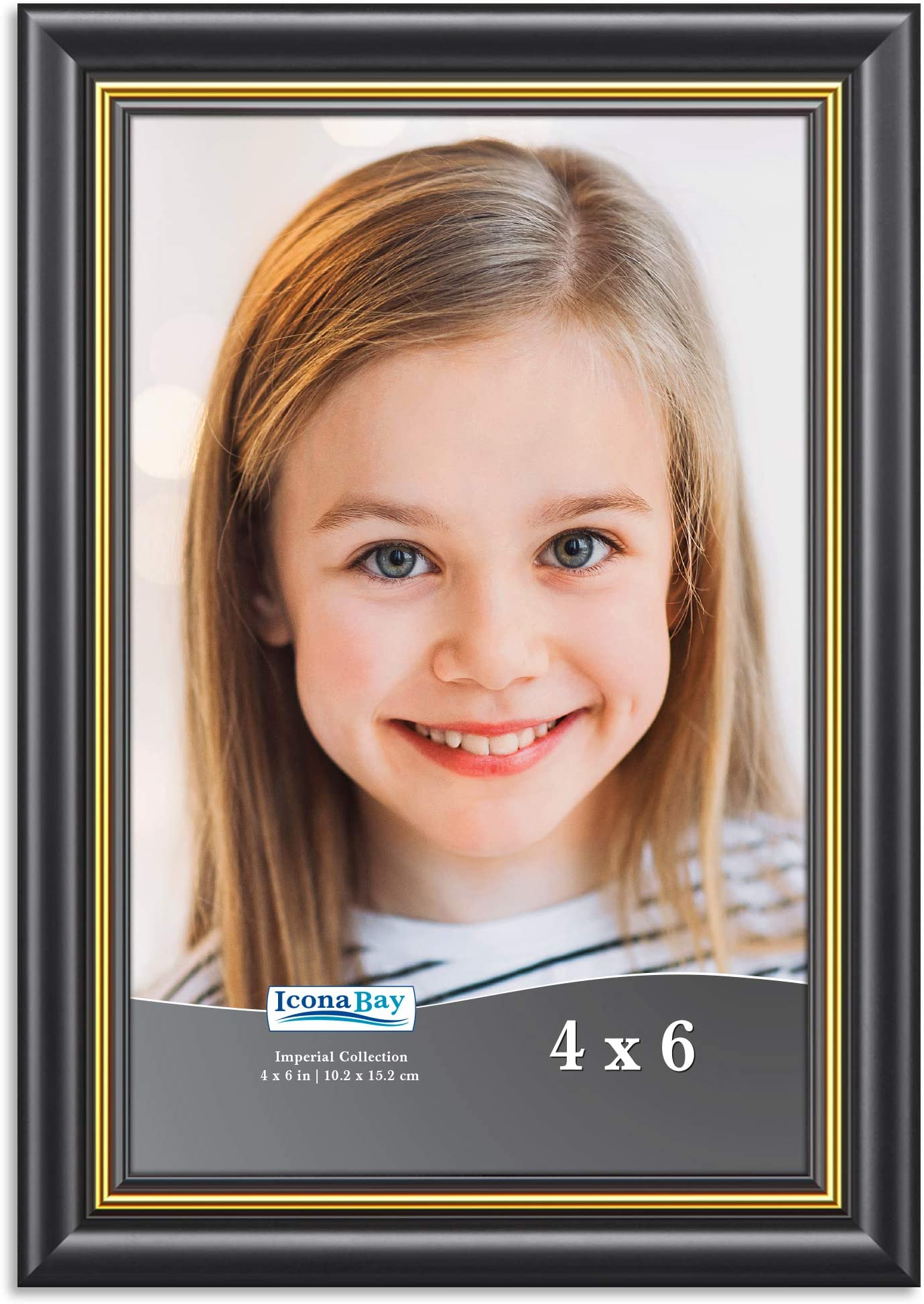Multi Aperture Picture Frames Fits 12 7 x 5 Inches Photos Landscape Photo Framed White Mount 6 Frame Colour Choices