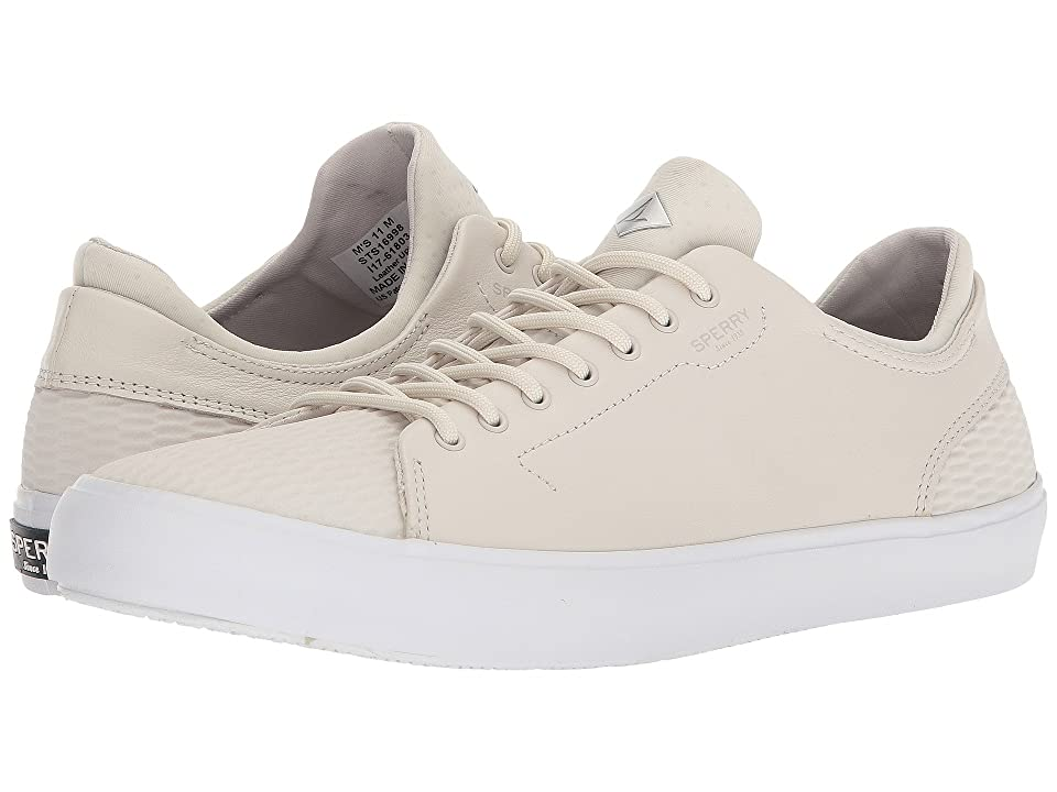 Sperry Flex Deck LTT Leather (Off-White) Men