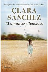 El amante silencioso (Autores Españoles e Iberoamericanos) Versión Kindle