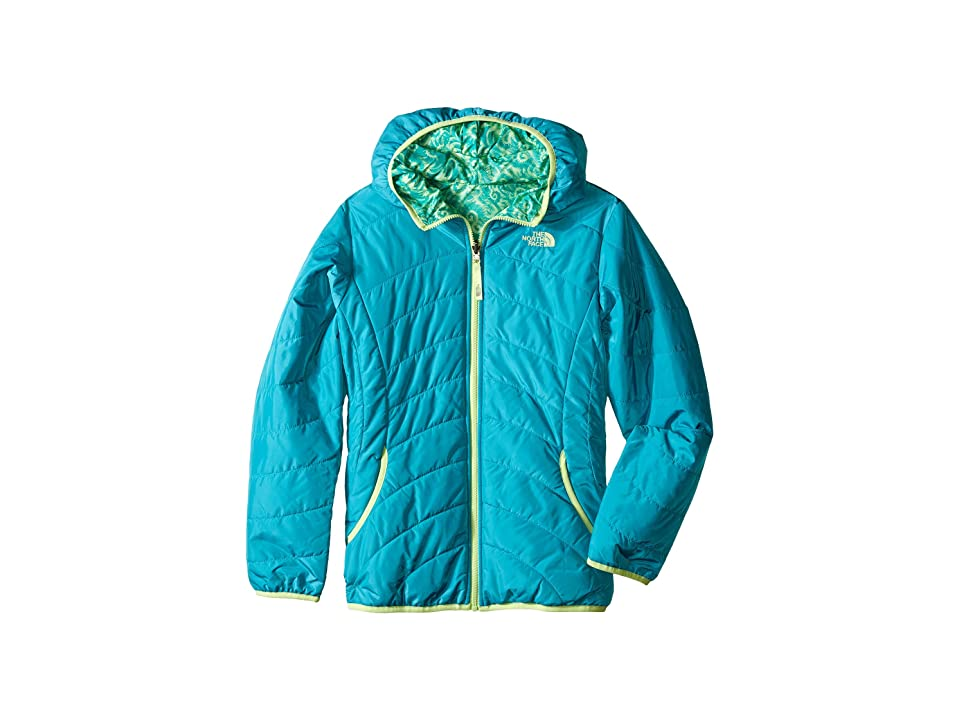 The North Face Kids Reversible Perrito Peak Jacket (Little Kids/Big Kids) (Bluebird (Prior Season)) Girl