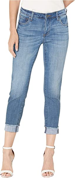 c955ff8b9 Kut from the kloth reese ankle straight leg w uneven hem in analyzed ...